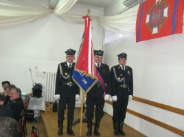 Szkolenie dla członków OSP z zakresu musztry