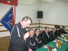 Strażacy z Witanowic podsumowali 2013 rok