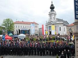 """foto: facebook fanpage """"straże pożarne powiatu wadowickiego"""""""