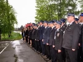 Św. Florian w OSP Lgota i OSP Witanowice – Wójt Gminy Tomice odznaczony