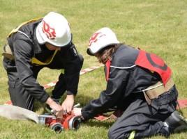 Zaproszenie na zawody sportowo-pożarnicze
