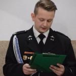 Sprawozdawcze zebranie druhów strażaków w Woźnikach