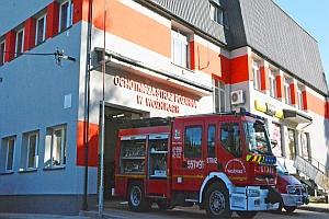 Ochotnicza Straż Pożarna w Woźnikach