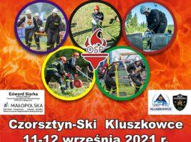 Trwają zapisy drużyn na olimpiadę OSP